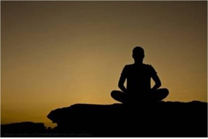 Man Meditate Name