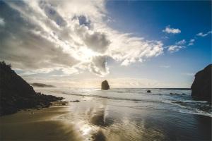 Ocean Landscape U